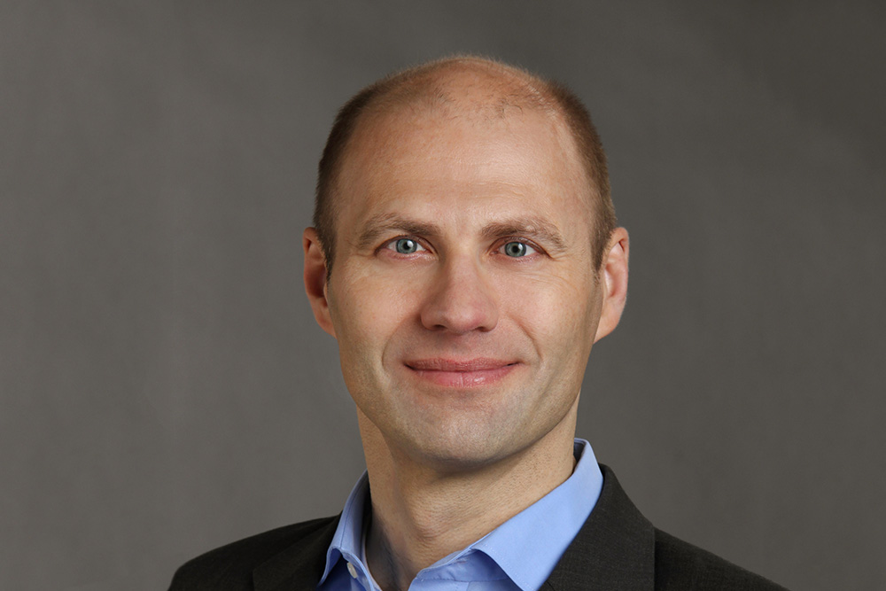 Tobias Berblinger ist neuer Bereichsleiter HR