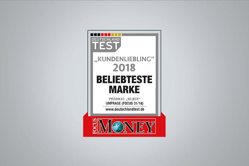 "NKD ist ""Kundenliebling 2018 – Beliebteste Marke"""